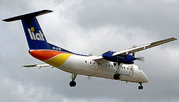 "LIAT on Wednesday announced a security surcharge ""in response to rising security demands and spiralling security costs"""