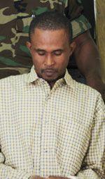 Convicted murderer, Aubrey Calvert Wilson. (Internet photo)