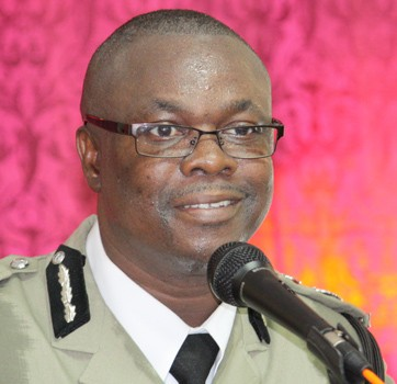 Commissioner of Police, Keith Miller.  (IWN file photo)