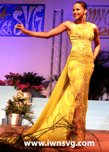Second Runner-up -- Hannah Hamilton - Miss Lotto