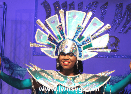 Best Talent -- Miss Photogenic -- Chenead Hackshaw - Miss Super 6