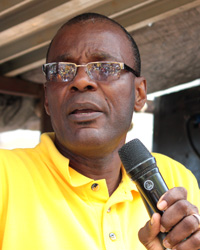 MP for West Kingstown, Daniel Cummings. (IWN file photo)
