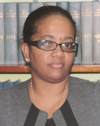 Opposition Senator, Vynnette Frederick. (IWN photo)