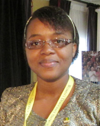Anesia Baptiste (File photo).