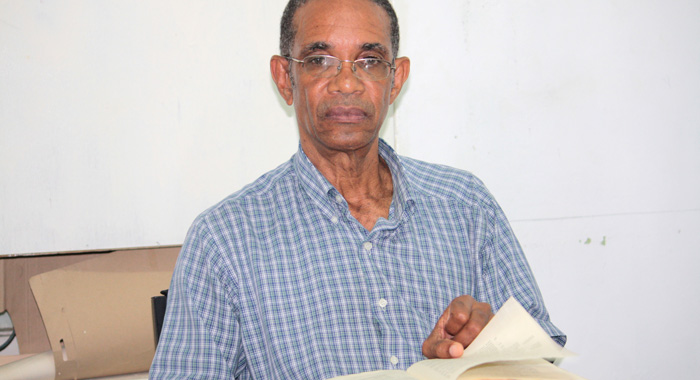 Cools Vanloo has taken the PSU to court over his removal from the presidency of the Union. (IWN file photo)