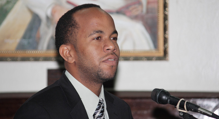 Minister of Health, Sen. Luke Browne. (IWN file photo)