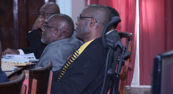 Cummings Has Been Using A &Quot;Special Chair&Quot; In Parliament. (Iwn File Photo)
