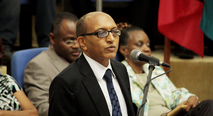 Michael Hailu, Director of the Technical Centre for Agricultural and Rural Cooperation -- CTA. (File photo)