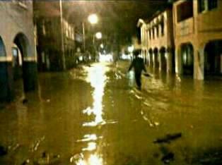 Flooding In Kingstown