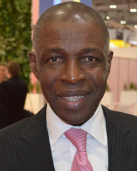 Barbadian hotelier Ralph Taylor.