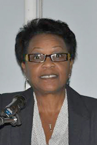 CEO of LIAT, Julie Reifer-Jones
