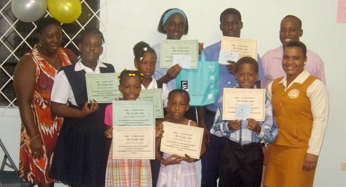 Essay Competition Participants