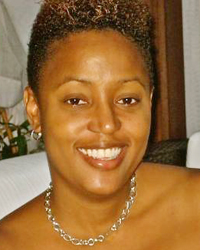 Tamara Gibson-Marks. (Internet photo)