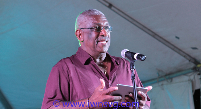 Chair of the Carnival Development Corporation Denis Ambrose. (IWN photo)