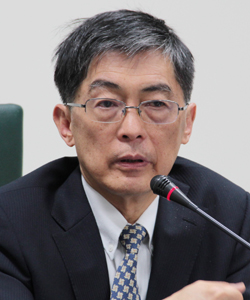 Kuo-Yen Wei, Taiwan's Environmental Protection Administration Minister. (IWN photo)