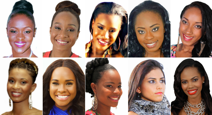Miss Carival Contestants 20141