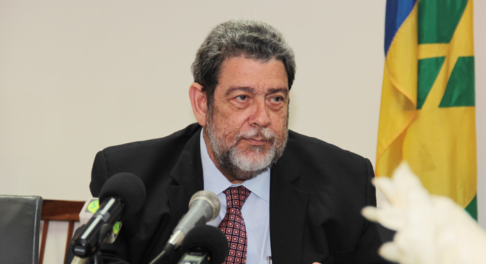 Prime Minister Ralph Gonsalves says he is yet to decide whether he will attend Lynch's funeral. (IWN file photo)