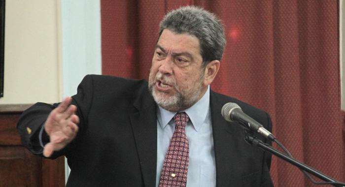 Ralph Gonsalves 3