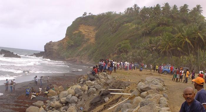 Tragedy At San Souci