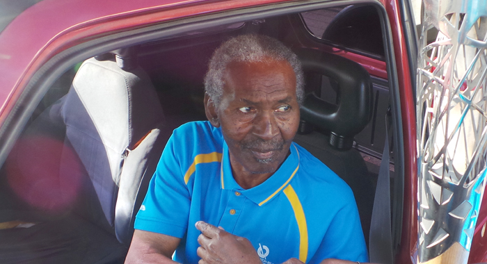 Elton Anderson is the only surviving member of the team that represented SVG at the 1958 Games in Cardiff.