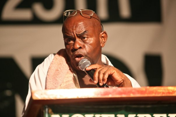 "Former NDP spokesperson Elwardo ""E.G."" Lynch died on July 19 at age 70. (Photo: Oris Robinson/Facebook)"