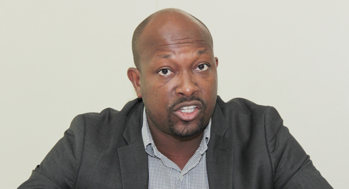 Minister of Agriculture Saboto Caesar has explained the issues surrounding the closure of the Cocoa Company. (IWN photo)