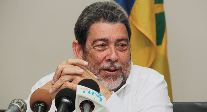 Ralph Gonsalves
