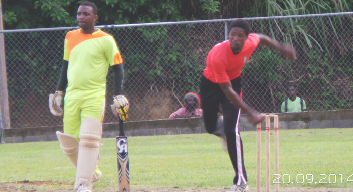 Off-spinner Rodney Lawrence has been included in the team. (Photo: E. Glenford Prescott)