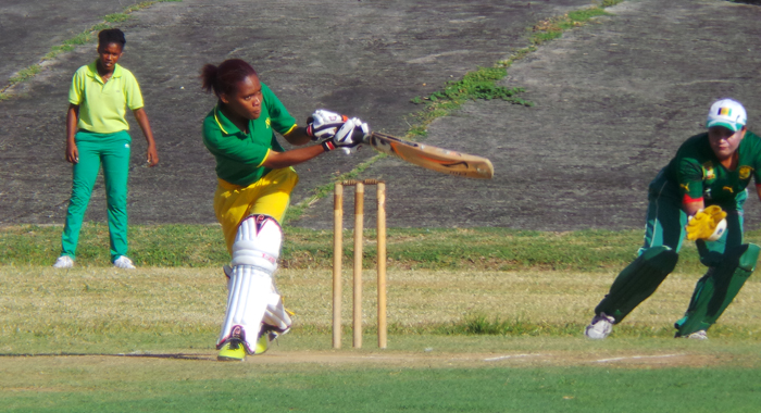 Females Will Also Have More Opportunities To Play Cricket In 2015. (Photo: E. Glenford Prescott)