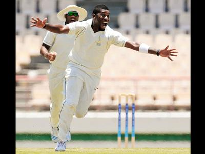 Damion Jacobs. (Photo: WICB Media)