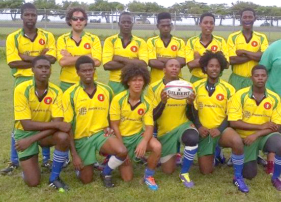 Svg Rugby Team