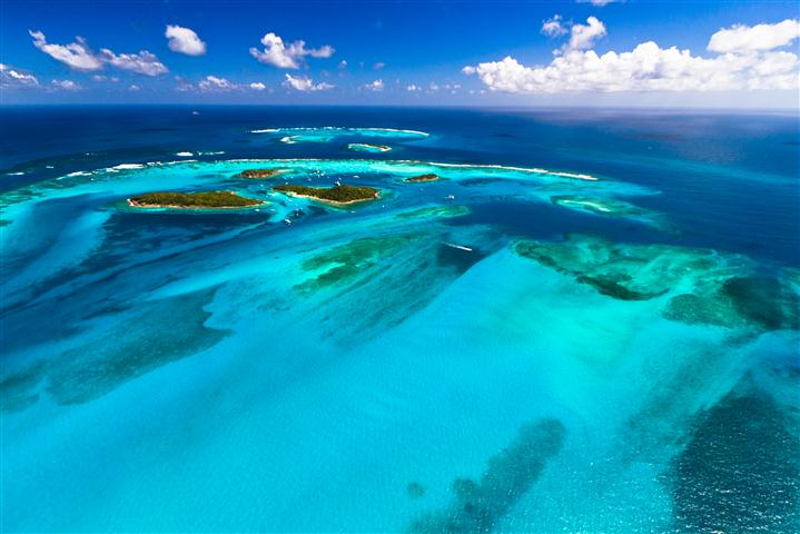 The Tobago Cays. (Internet photo)