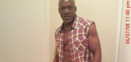 """Antwone """"Quincy"""" Anthony, driver of the vehicle that crashed into the meeting. (Photo: Facebook)"""