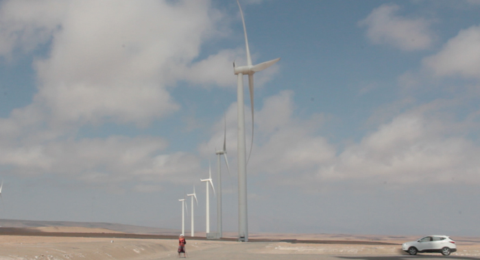 Marcona Wind Farm. (IWN photo)