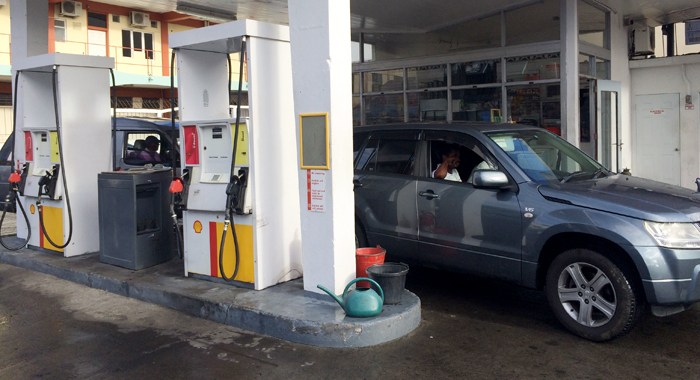 Sol says not none of the fuel it buys from PDV SVG is sold at its service stations. (IWN photo)
