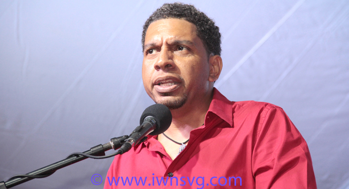 East St. George, Sen. Camillo Gonsalves. (First-time candidate)