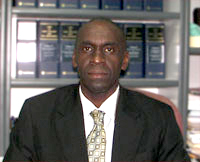 Comptroller of Customs and Excise Grenville John. (Internet photo)