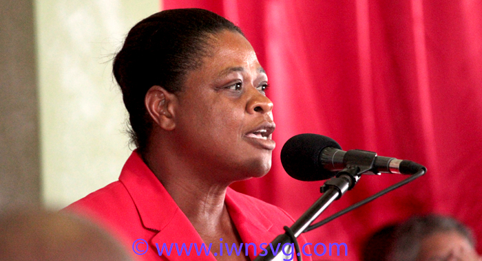 West Kingstown, Deborah Charles. (First-time candidate)