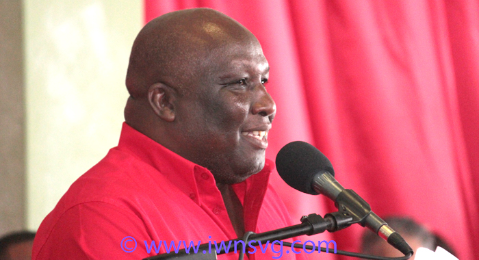 "ULP candidate for Marriaqua, St. Clair ""Jimmy"" Prince. (IWN file photo)"