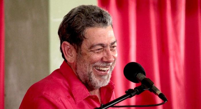North Central Windward,  Ralph Gonsalves (Prime Minister).