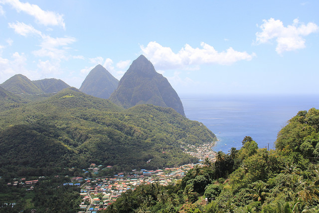 St. Lucia's Minister for the Public Service, Sustainable Development, Energy Science and Technology, James Fletcher, says a climate change deal favourable to the Caribbean will help to protect the important tourism sector. (Photo: Kenton X. Chance/IPS)