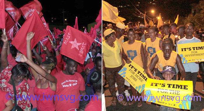 The 2015 elections are expected to be a straight fight between the ULP and the NDP. (IWN photo)