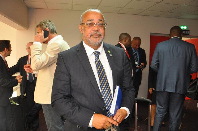 OECS Director General Dr. Didicus Jules. (Credit: Desmond Brown/IPS)