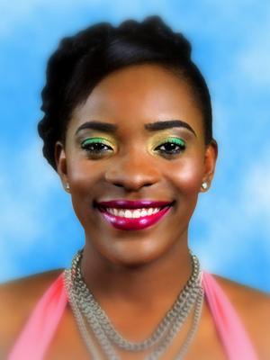 Miss Saint Lucia -- Crystal Octave.
