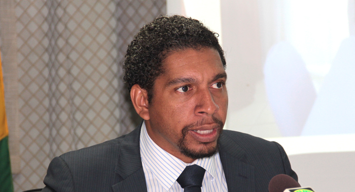 MP for East St. George, Camillo Gonsalves. (IWN file photo)