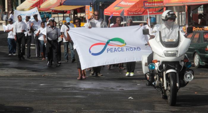 Peace Road 1