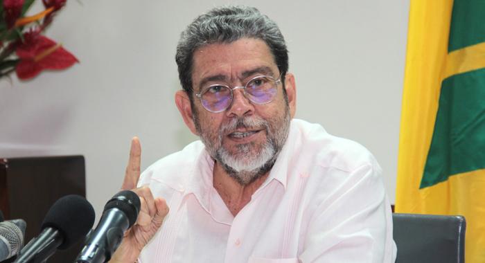 Ralph Gonsalves1