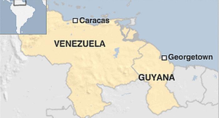 Venezuela Guyana