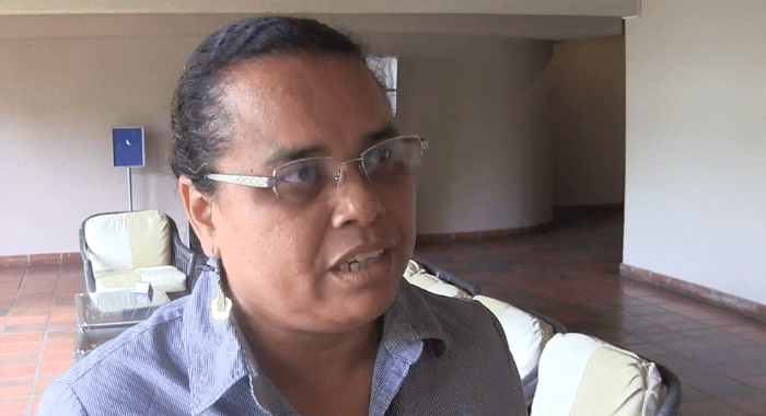 Delilah Cabb Ayala, SPS Coordinator for the Belize Agricultural Health Authority.