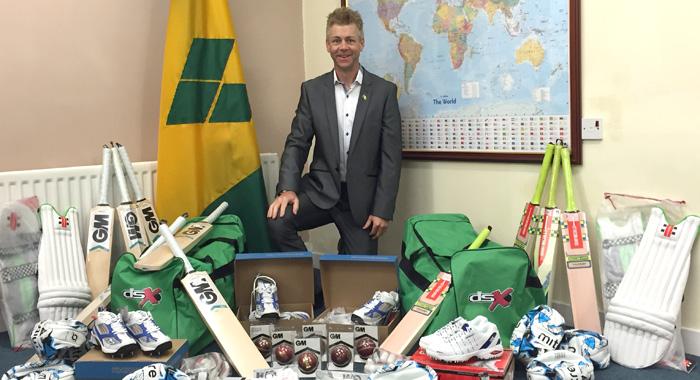 Svg Consul Cricket